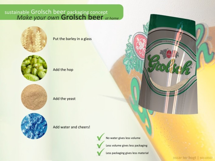 Grolsch sustainable