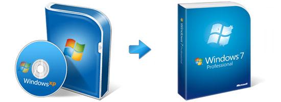 Computerhulp: Windows XP Upgraden
